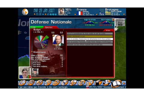 Les Navets Jouables - Mission president : Geopolitical ...