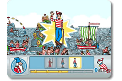 Where's Waldo: The Fantastic Journey Game - Download and ...
