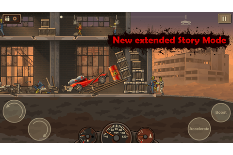 Download Earn to Die 2 on PC with BlueStacks