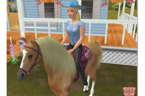 Barbie Horse Adventures Mystery Ride Game - Free Download ...