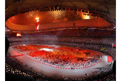Beijing 2008 Olympics comes to a close - Wikinews, the ...