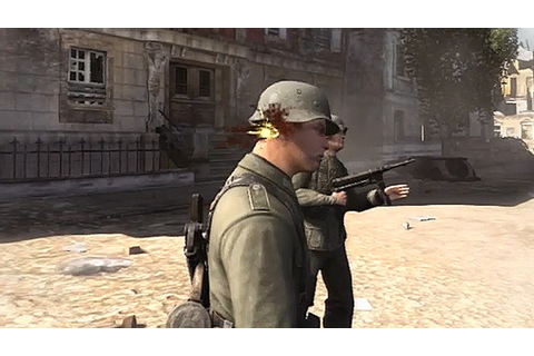 Sniper Elite V2 Free Download - Ocean Of Games