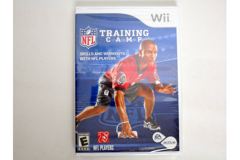EA Sports Active NFL Training Camp game for Nintendo Wii ...