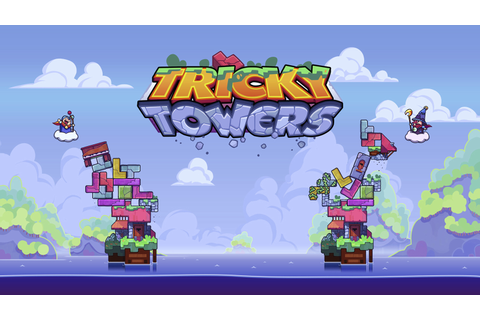 Tricky Towers Game | PS4 - PlayStation