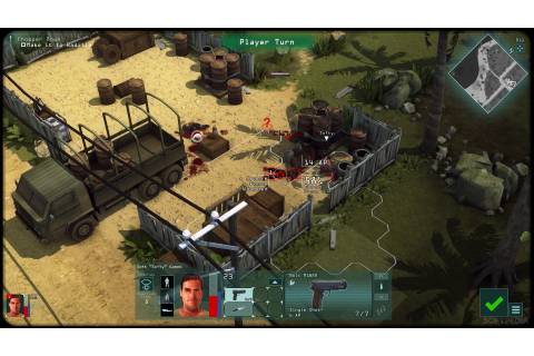 Jagged Alliance: Flashback Review (PC)