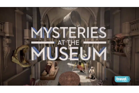 Mysteries at the Museum - Wikipedia