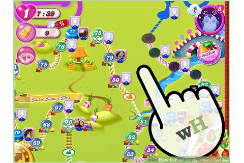 How to Beat Candy Crush Level 247: 11 Steps (with Pictures)