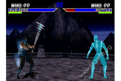 Mortal Kombat 4 (MK4) - Download Free Full Games ...