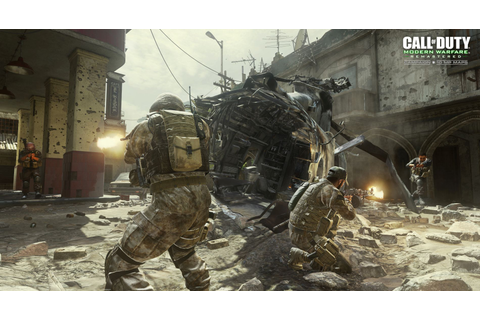 Call of Duty: Modern Warfare Remastered brings back ...
