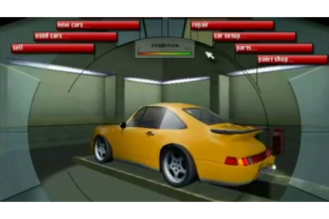 Need for Speed: Porsche Unleashed 2000 Game Free Download ...