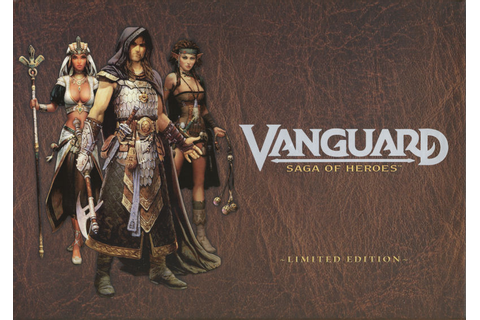 Vanguard: Saga of Heroes (Limited Edition) for Windows ...