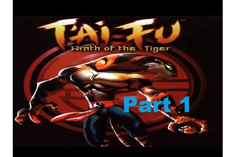 T'ai Fu: Wrath of the Tiger Walkthrough Part 1: Panda ...