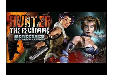 PlayWorks™ Hunter The Reckoning Redeemer - YouTube