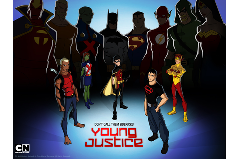 Movie/TV Reviews: Young Justice
