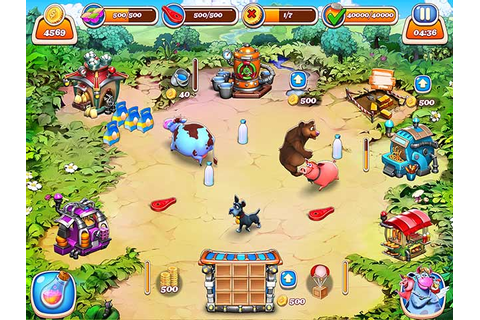 Farm Frenzy Inc Game|Play Free Download Games|Ozzoom Games ...