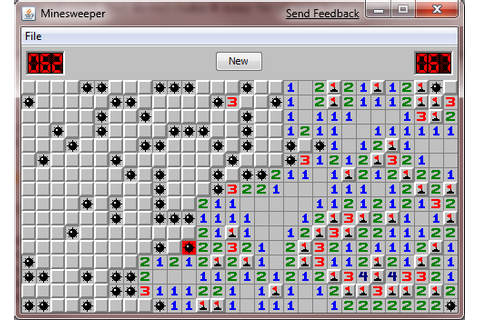 Improved Minesweeper, I Think - CodeProject