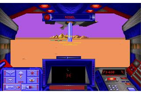 Stellar 7 Download (1990 Arcade action Game)