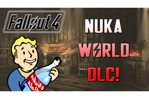 Fallout 4 Nuka World ha una data d'uscita?