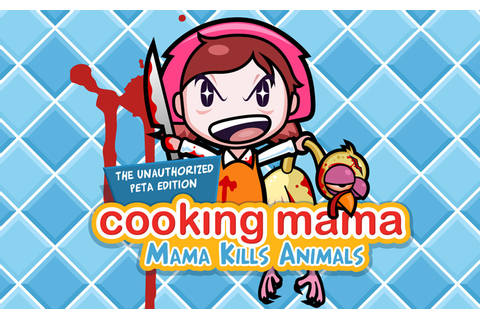 Bloody PETA Parody Skewers Cooking Mama Game | WIRED