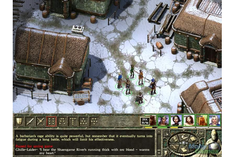 A Diary of Videogames: Icewind Dale II
