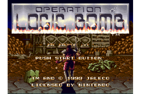 Operation Logic Bomb Download Game | GameFabrique