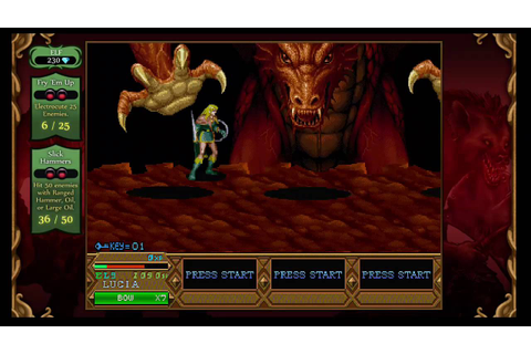 【Dungeons & Dragons Chronicles of Mystara】 Tower of Doom ...