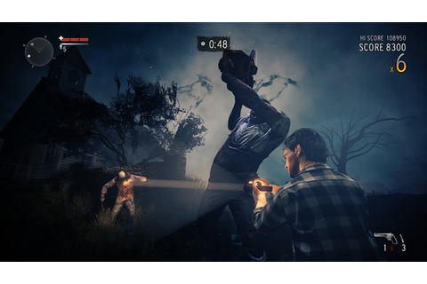 ALAN WAKE'S AMERICAN NIGHTMARE Pc Game Free Download Full ...
