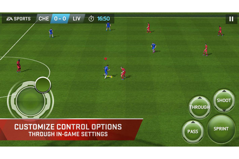 FIFA 15 Soccer Ultimate Team Latest APK Download - Free ...