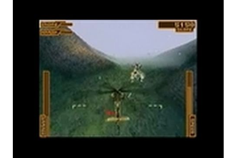 Blades of Thunder II Nintendo DS Gameplay - YouTube