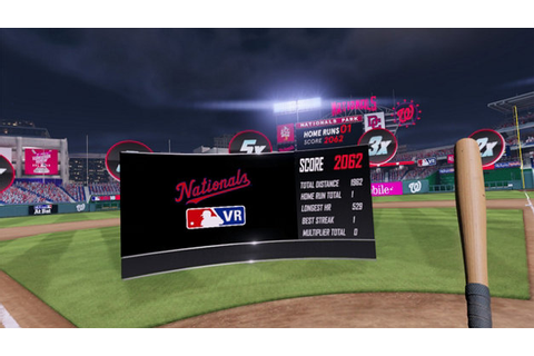 MLB Home Run Derby VR Game | PS4 - PlayStation