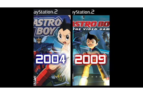D.V.R. episodio 1 - Astro Boy (PS2) - YouTube