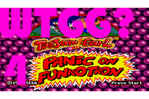 Was This Game Good? Let's Play Toejam and Earl in Panic on ...