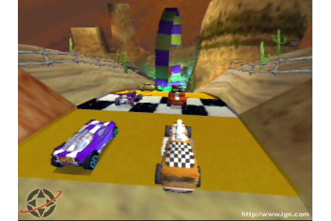 Nostalgic Video Game Review: Hot Wheels Turbo Racing | The ...