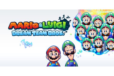 Mario & Luigi: Dream Team Bros. | Nintendo 3DS | Spiele ...