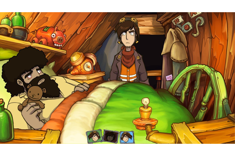 Goodbye Deponia (2013) - Game details | Adventure Gamers