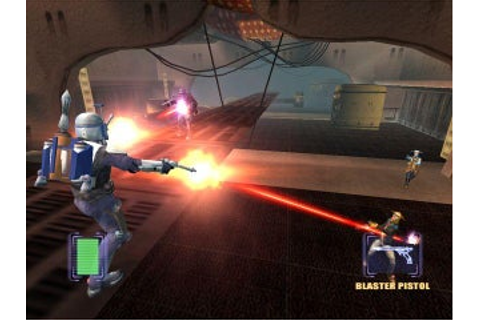 Star Wars Bounty Hunter - GameCube - IGN