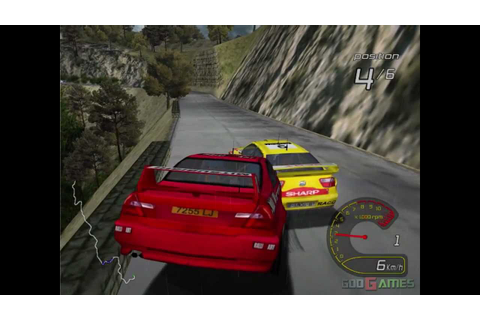 Pro Rally 2002 - Gameplay PS2 HD 720P - YouTube