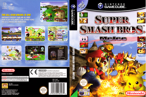 Super Smash Bros. Melee Cheats for Gamecube