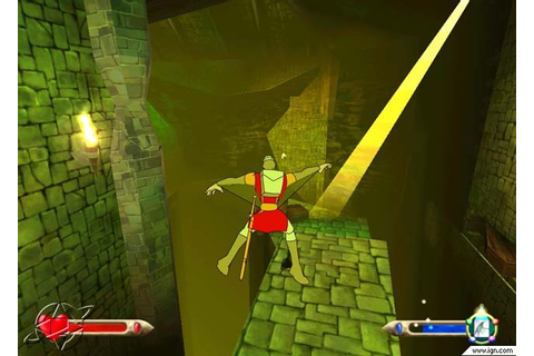 Dragon's Lair 3D: Return to the Lair Screenshots, Pictures ...