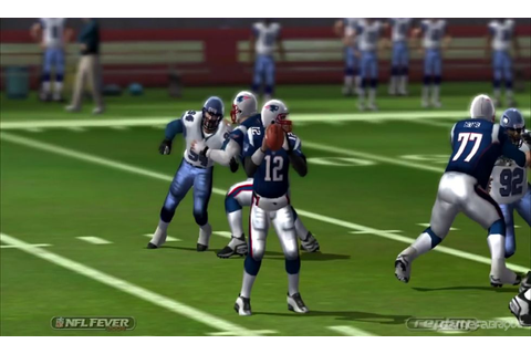 NFL Fever 2004 Download Game | GameFabrique