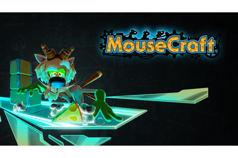 Mousecraft Game | PS3 - PlayStation