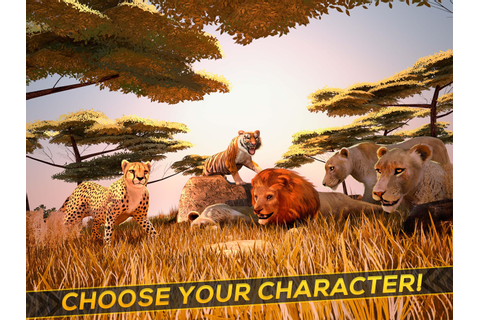 Wild Animal Simulator Games 3D for Android - APK Download