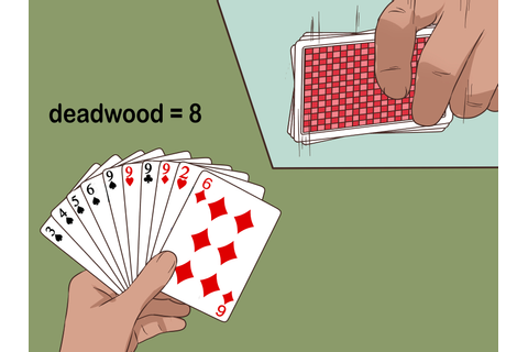 How to Play Gin Rummy (with Pictures) - wikiHow