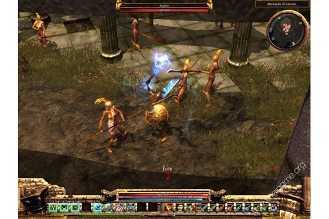 Loki: Heroes of Mythology - Download Free Full Games | Role-Playing ...