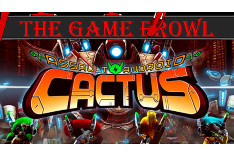 The Game Prowl: Assault Android Cactus! (Indie Bullet Hell ...