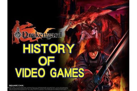 History of Drakengard (2003-2017) - Video Game History ...