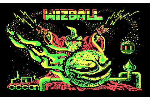 Download Wizball shooter for DOS (1987) - Abandonware DOS