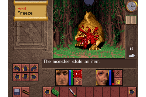 Download Lands of Lore: The Throne of Chaos | DOS Games ...