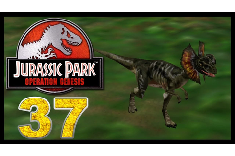 Jurassic Park: Operation Genesis - Episode 37 - Maze Game ...