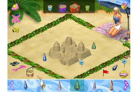 Barbie Beach Vacation Screenshots for Windows - MobyGames